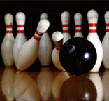 Traditional Bowling Alley