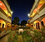 Haveli Rooms Exterior @ Chouki Dhani Resort