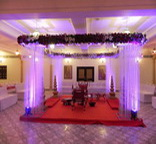 Crystal Chandelier Mandap-Haveli Banquet Hall