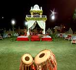 Wedding at Party Lawns